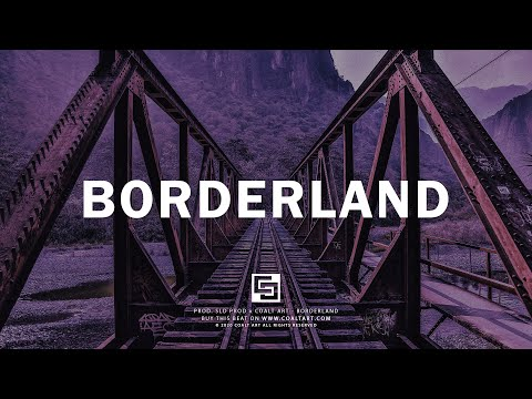 """ BORDERLAND "" | INSTRU RAP HIP HOP FREE BEAT [ SLD PROD x COALT ART ]"