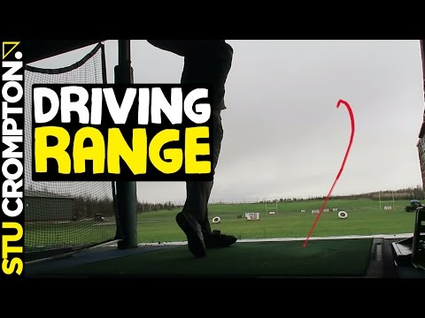 Golf driving range session with my dad (KC)