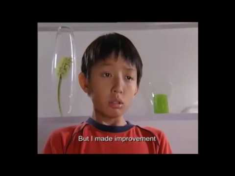 Chinese not being important 小孩不笨)