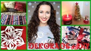 Vánoční dekorace + DIY ❄   Pavlinna17