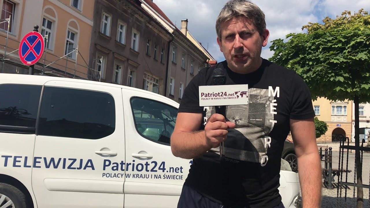 PATRIOT24 EXCLUSIVE: Śmierć podczas interwencji policji. Nie żyje 30-letni Krzysztof S. z Wałbrzycha