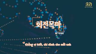 [Vietsub] IZ*ONE (아이즈원) - 회전목마…