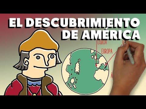 El Descubrimiento De América Youtube