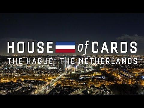 JOVD: HOUSE OF CARDS THE HAGUE | DEN HAAG 4K UHD