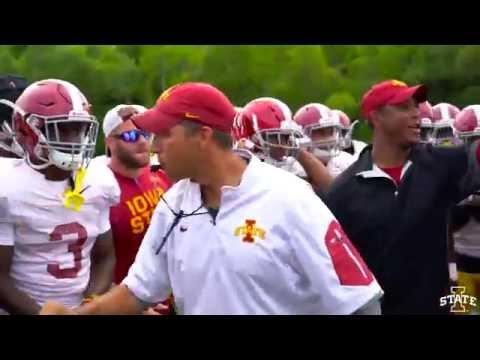 Day In The Life - ISU Head Coach Matt Campbell