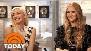 Gwen Stefani Teams Up With Celine Dion As She Returns To 'The Voice' | TODAY