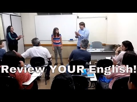Let's Review Our English!!!!  UNIT 3 TEST!!! (LIVE-STREAM)