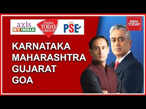 Tracking Political Mood Of Karnataka, Maharashtra, Gujarat & Goa | Political Stock Exchange