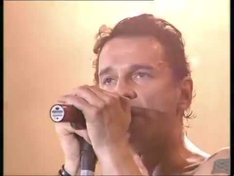 Dave Gahan - Nürburgring Germany, Rock am Ring Festival (07.06.2003)