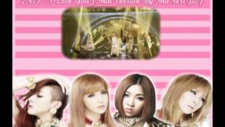 2NE1 - I Love You + Are You Ready (Intro) [Thai Version Cover By ShaNeWJiE]