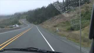 Crescent City, CA to Port Orford, OR Aug 6th 2012