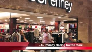 J.C. Penney in Dalton, Ga. closing at Walnut Square Mall