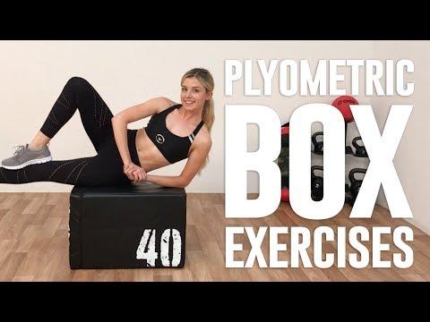 Plyometric Box Exercises/Variations