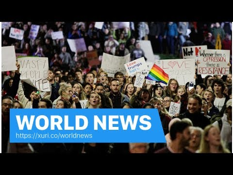 World News - Trump once again congratulations on Iran protests