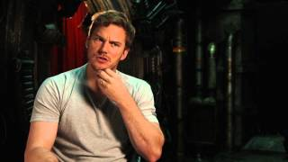 Marvel's Guardians of the Galaxy: Chris Pratt Behind the Scenes Movie Interview