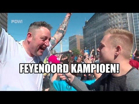 Feyenoord is kampioen!