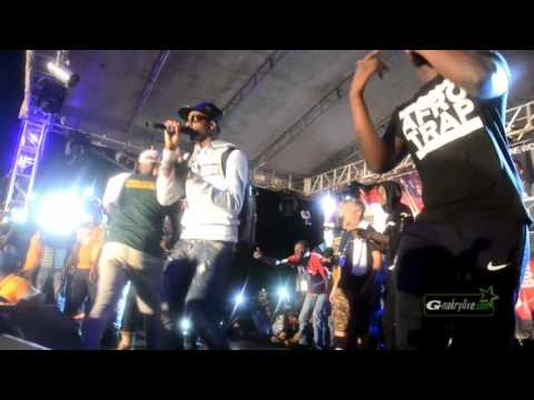 Concert de MHD à Conakry