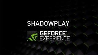 [SOFTWARE] Nvidia Shadowplay, nuovo programma per registrare gameplay