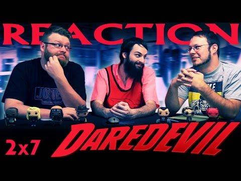 "DareDevil 2x7 REACTION!! ""Semper Fidelis"""