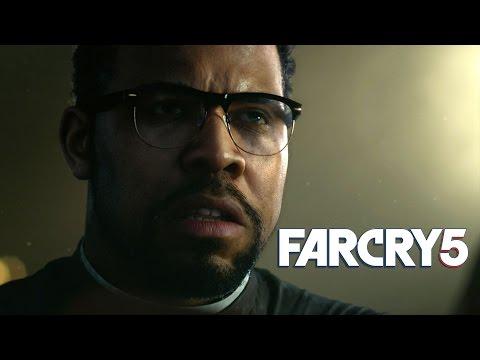 Far Cry 5 - Character Vignette: Pastor Jerome