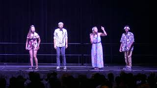 "NPS 2018 Finals - Art Amok - ""Soft Ass Poem"""