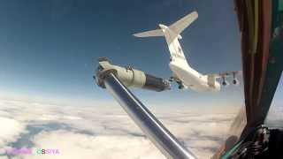 Aerial Global Range Training Mission - Russian Air Force