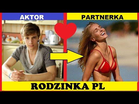 RODZINKA PL Aktorzy i Prawdziwi Partnerzy