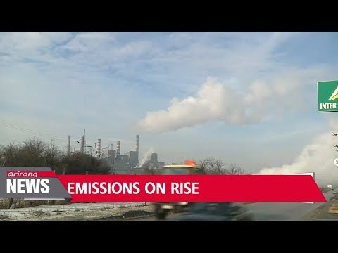 Global carbon emissions hit record high in 2017 on energy demand