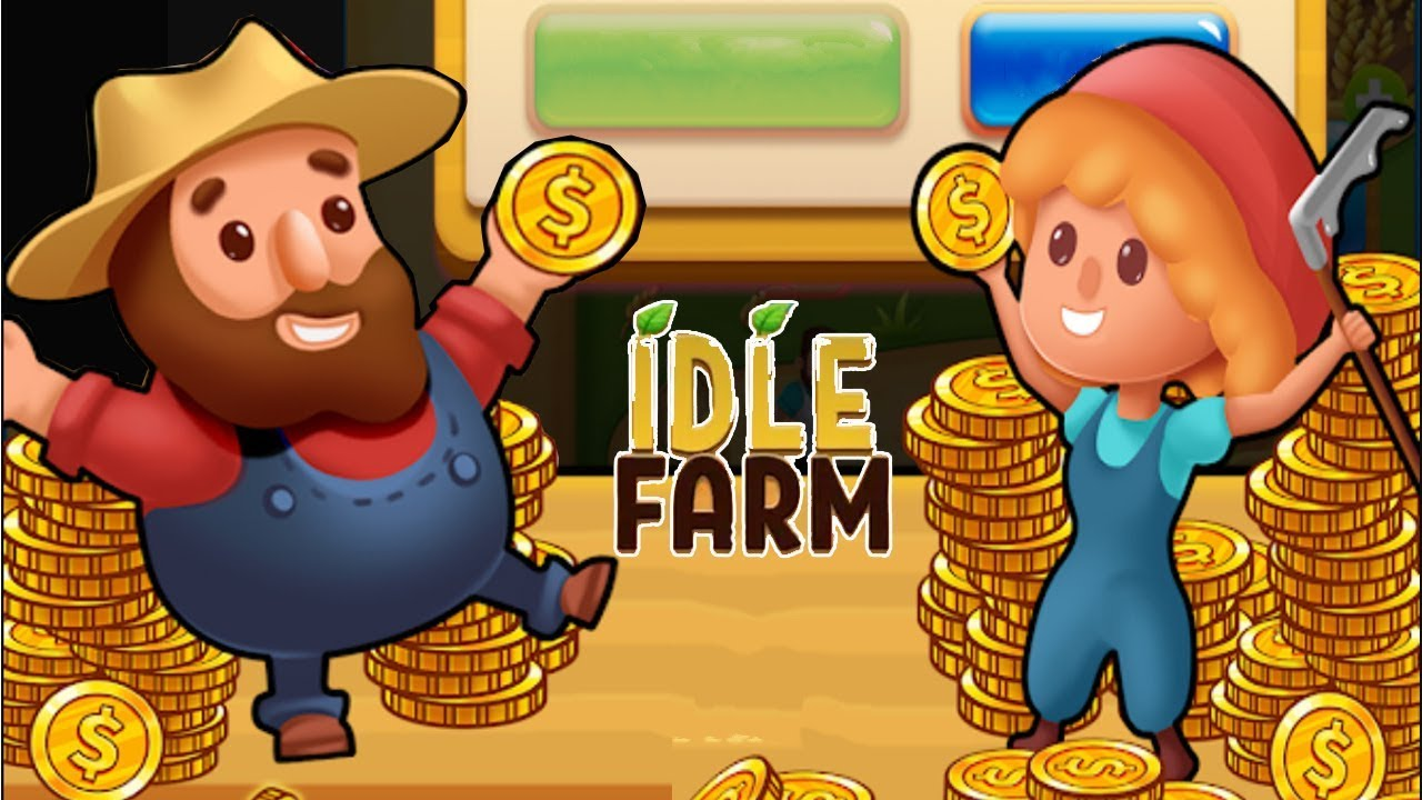 Idle Farm Tycoon Money Tycoon Games Android Gameplay ᴴᴰ Youtube