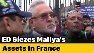 Vijay Mallya's Assets In France Worth 1.6 Million Euros Seized
