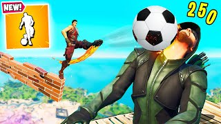 NEW *SOCCER EMOTE* IS OP!! - Fortnite Funny Fails and WTF Moments! #1151