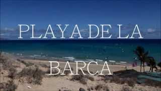Playa de la Barca Fuerteventura
