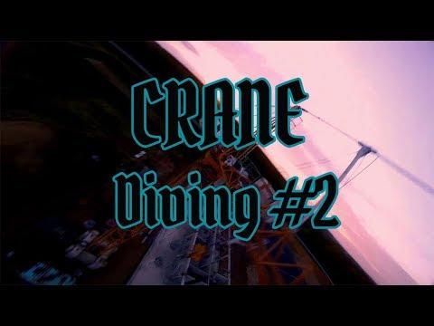 CRANE DIVING #2