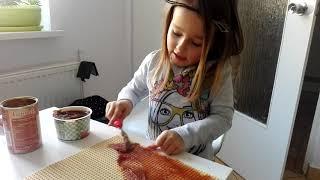 Ewa robi domowe wafle