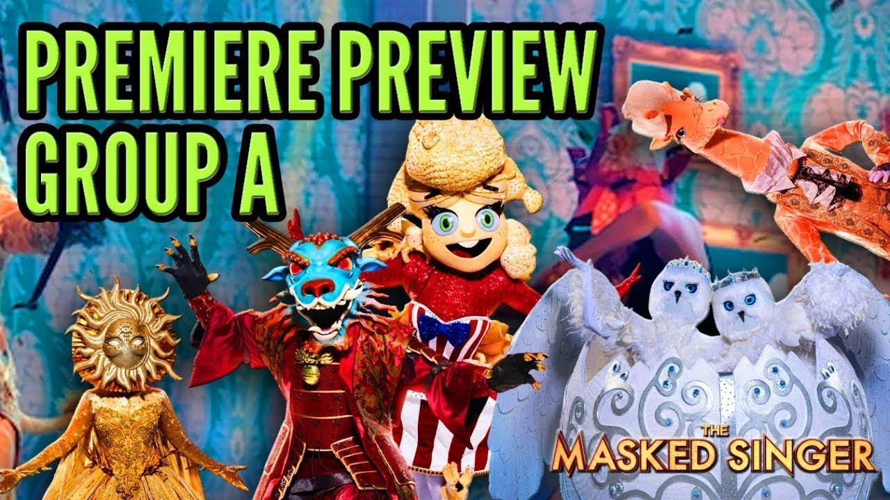 TV Ratings: 'The Masked Singer' Season 4 Premieres to Series Low ...