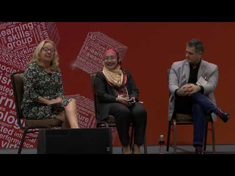 Philip, Norazah and David - 21st Century Learning–preparing for the future-LTAsia 17 Conference