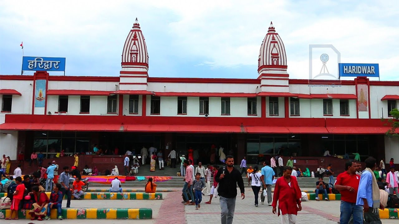 Image result for Haridwar junction