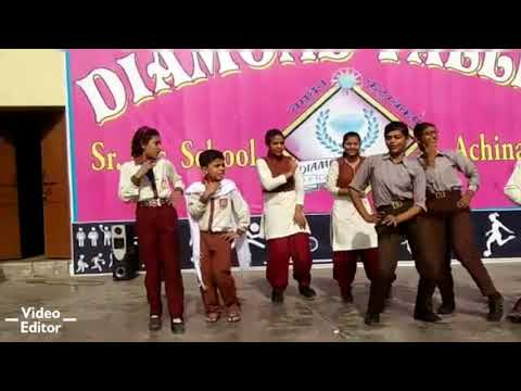 Toppers of charkhi dadri from diamond valley school