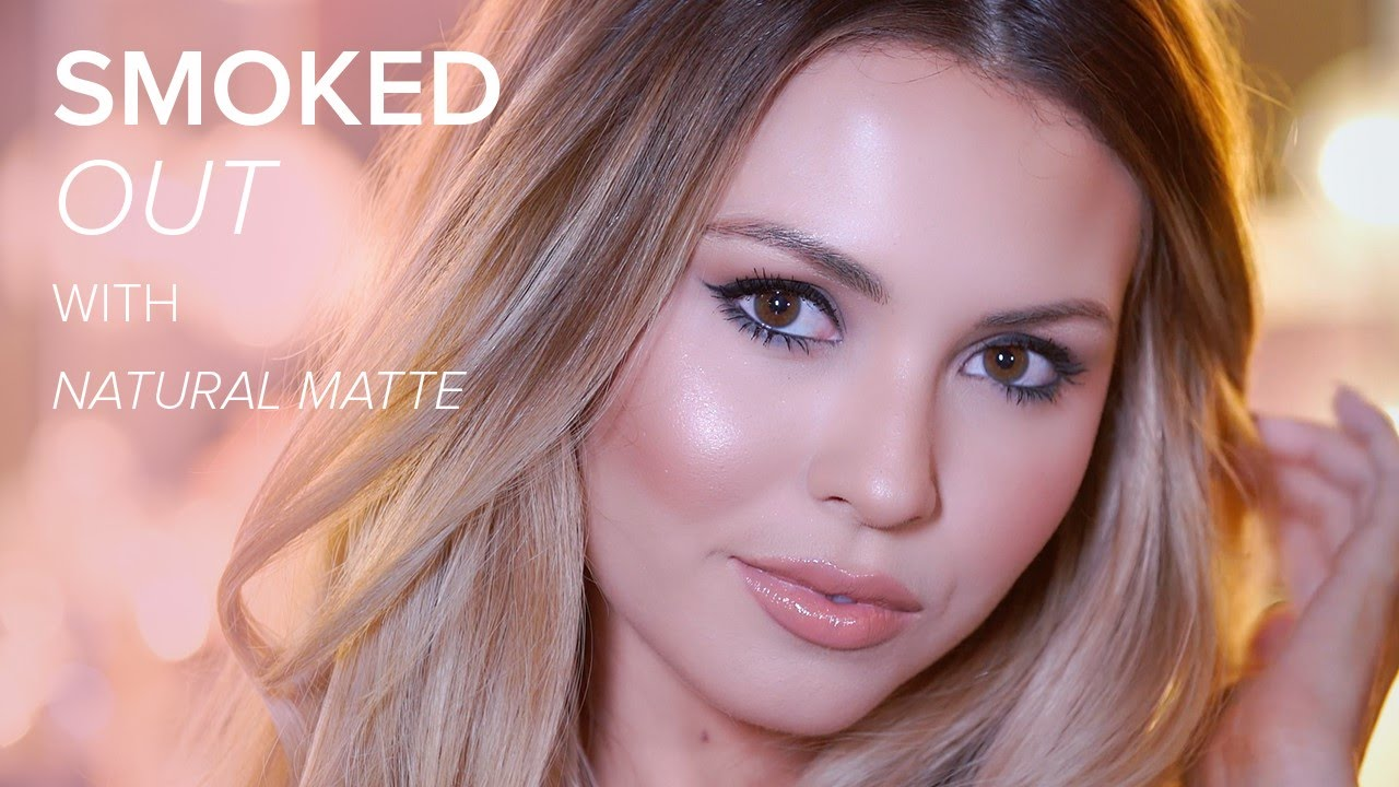Too Faced Natural Eye Palette Tutorial Youtube