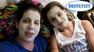 Mother-Daughter (and Son) Masks (WK 237.5) | Bratayley