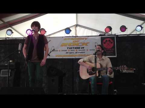 Vibrations in the air - Orin winter featuring Dusty Lee (Josh Pyke Cover) mp3
