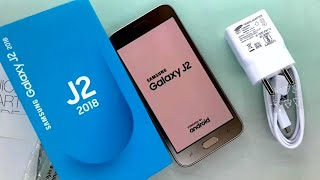 Samsung Galaxy J2 (2018) unboxing and overview
