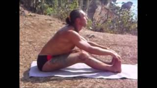 обучение наклону Йога