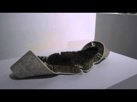Newark Museum Gabriel Dawe - The Shape of Light