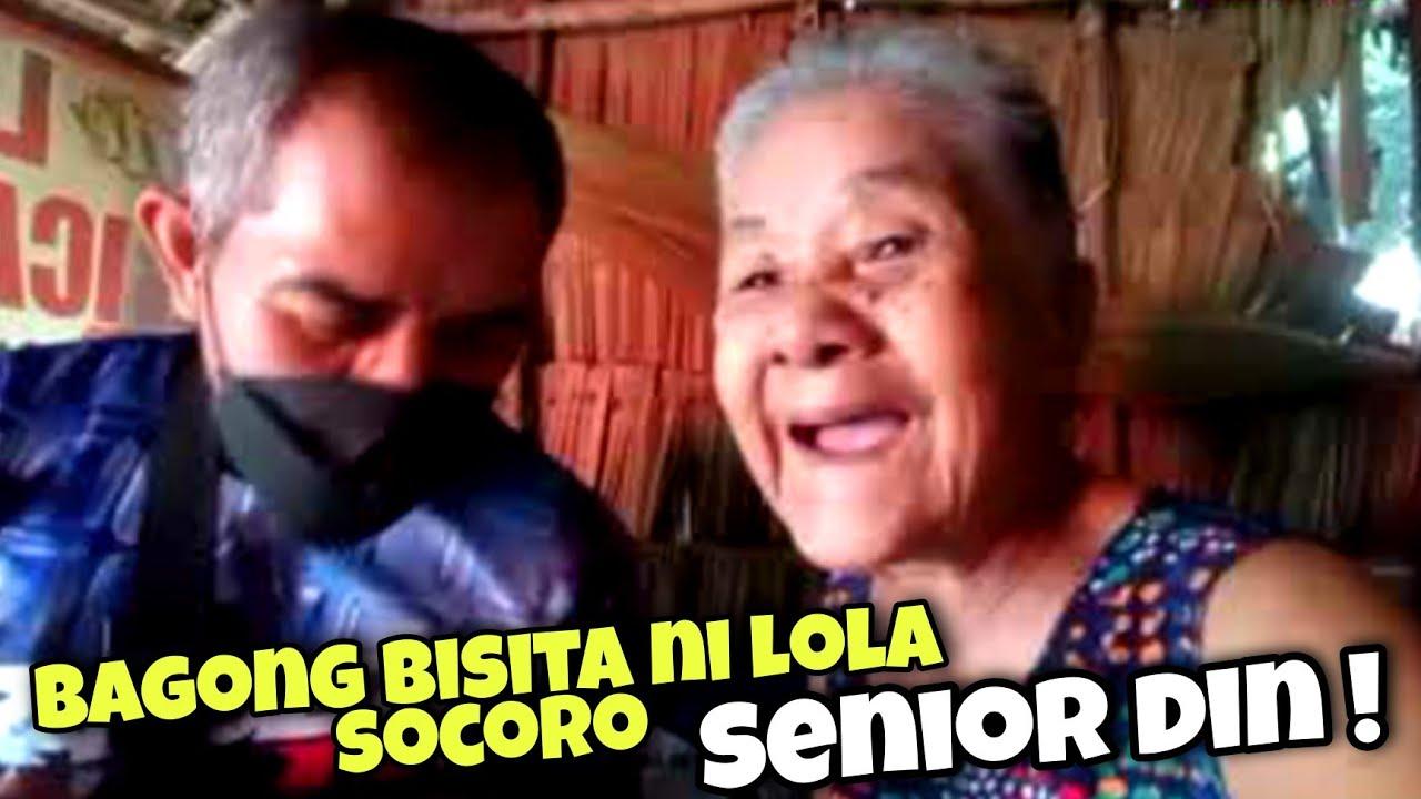 Download LOLA SOCORO ,Natulala sa isang SENIOR DIN😂😂 VAL SANTOS MATUBANG feeding program