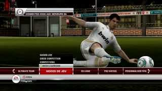 FIFA 12 - Le mode carrière [HD]