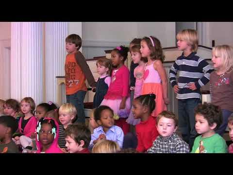 Montessori In Town Thanksgiving Performance 11/25/12