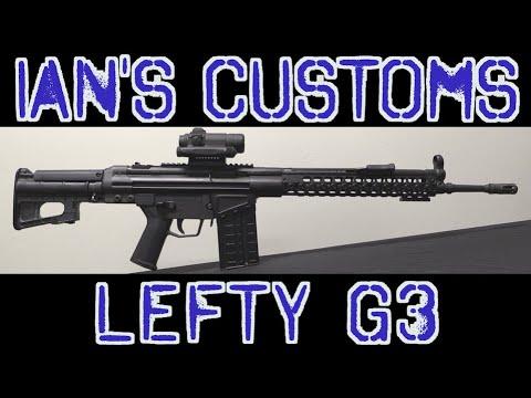 Ian's Customs: Left-Handed G3