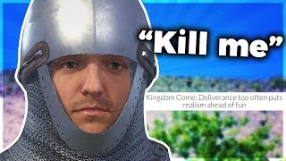 "Kingdom Come: Deliverance || ""a realistic RPG"""