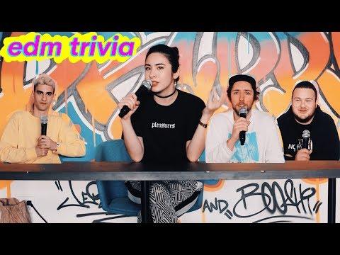 EDM TRIVIA [Episode 1]
